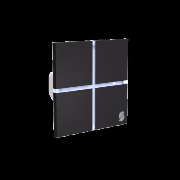 Умный люкс-выключатель (4 клавиши)