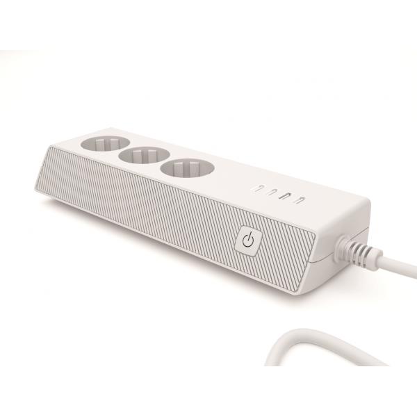 Умный cетевой Wi-Fi фильтр с USB-портами
