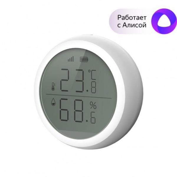 Датчик температуры, влажности с экраном