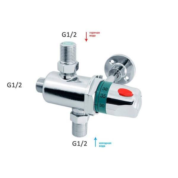 Термостатический регулятор температуры VARION
