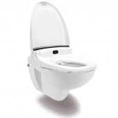 Комплект Nanobidet Miami + Jacob Delafon Patio E4187 (подвесной)