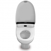 Комплект Nanobidet Monte-Carlo + Jacob Delafon Odeon Up Rimove Е4570-00 (подвесной)