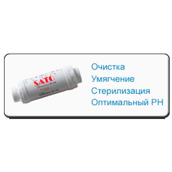 SATO Ионный фильтр воды