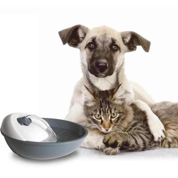 Автоматическая поилка для кошек и собак Feed-Ex Spring