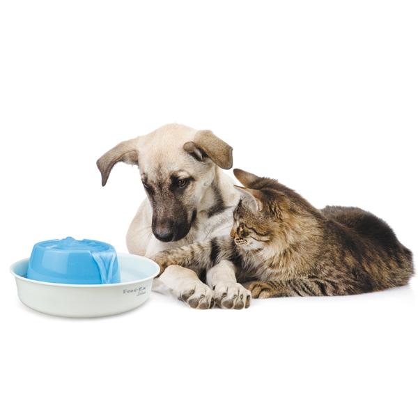 Автоматическая поилка для кошек и собак Feed-Ex Lotus